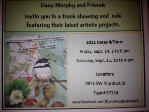 Dana Murphy and Friends