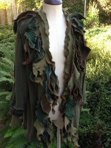 Forest Pixie Sweater