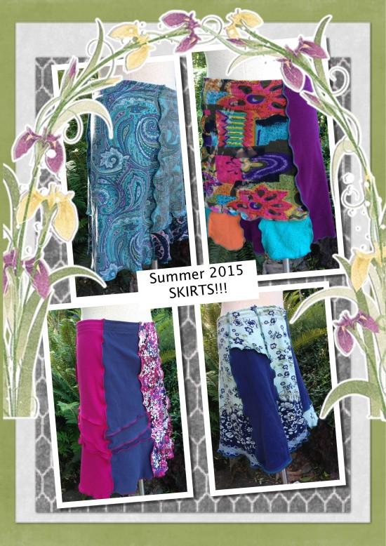 summer skirts 2015